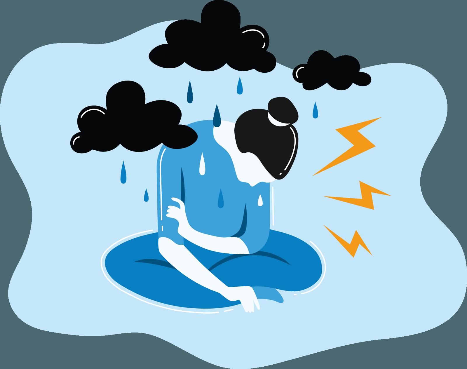 Afbeeldingsresultaat voor jongeren en depressief