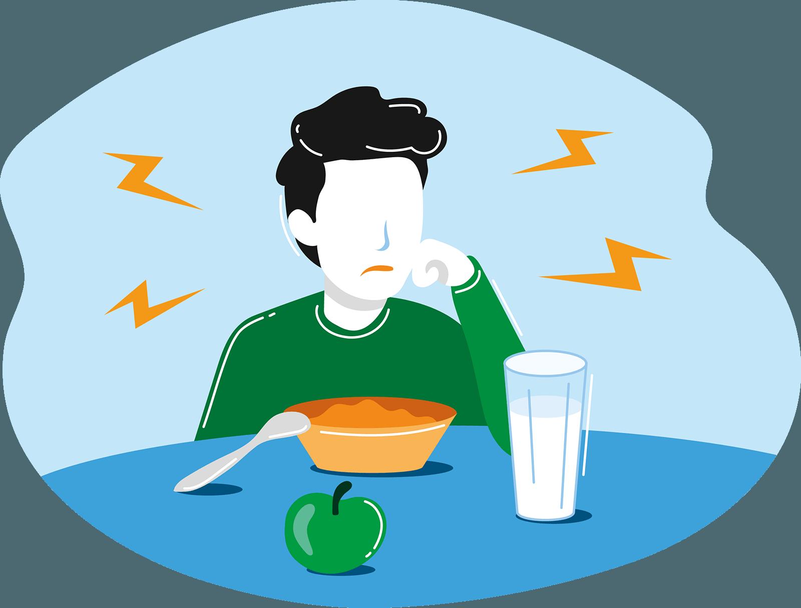 Eetstoornis - Eetproblemen