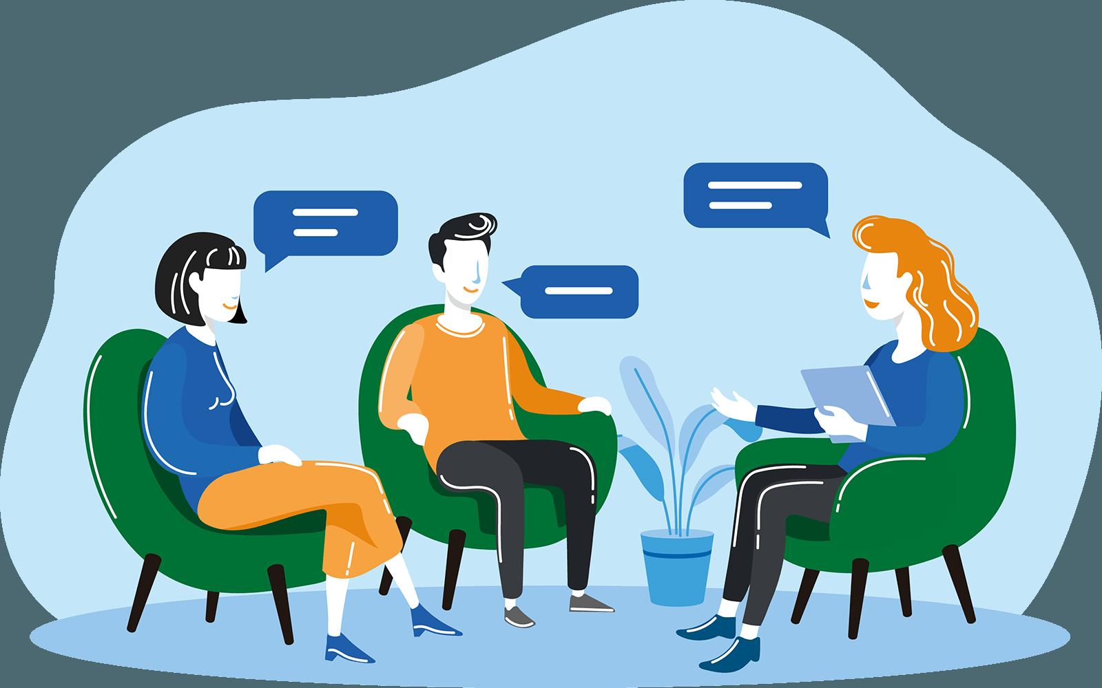 Groepstherapie - Groepstraining